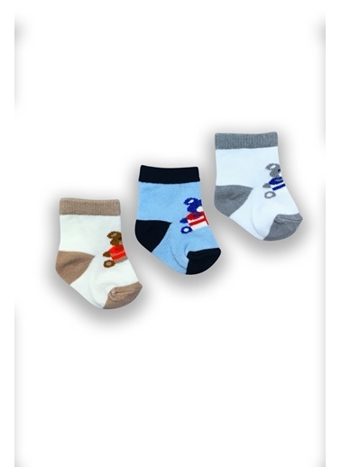 By Leyal For Kids Çorap Renkli